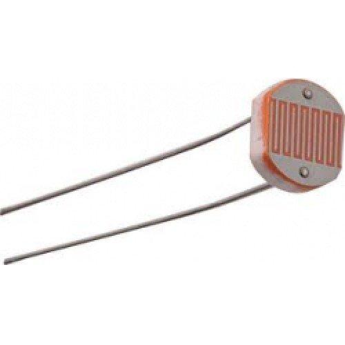 Component Services 7 Ldr - Light Dependent Register- Photo Resistor (10 Pcs)