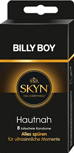Billy Boy SKYN Hautnah Kondome, 8 Stück