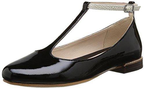 Clarks Festival Glee, Chaussures de ville femme Noir (Black Combi)