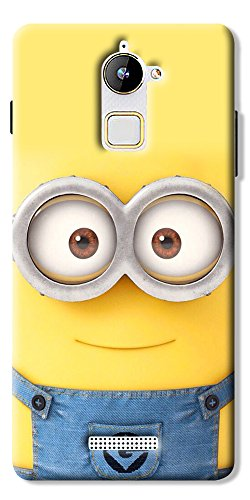 Coolpad Note 3 Lite Case, Elove Designer Hybrid Printed Case Cover - [Hard PC] [Slim-fit] [Lightweight] [Defender] Back Cover for Coolpad Note 3 Lite