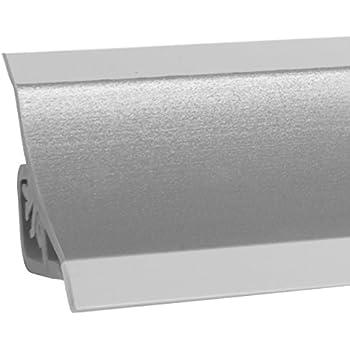 aluminium SET accesoires pour joint de plan travail Couleur
