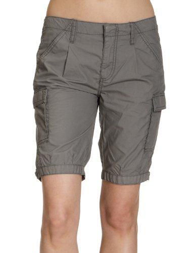 Vans Damen Shorts Blixen Cargo, gargoyle, 5, VO2CGAR - Shorts Cargo Damen