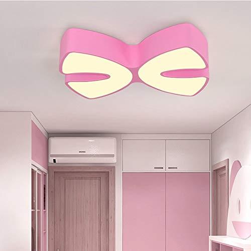 WG Deckenleuchte - Einfache Moderne LED Kinder Zimmer einstellbare Licht Eisen Schlafzimmer Wohnzimmer Studie - energiesparend,60 * 50 * 9 cm,Blau-natürliches Licht - 9 Natürliche Licht