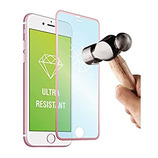 MUVIT Film de protection - Rose Or - Pour Apple Iphone 6+, 6s+