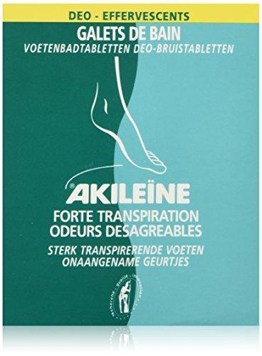 Akileïne-Galets De Bain Akileïne, Transpiration Et Odeurs Fortes