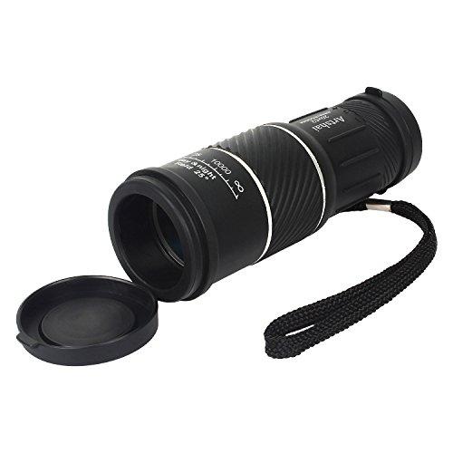 Artshai big eyepiece Professional dual focus 20 X 52 Monocular
