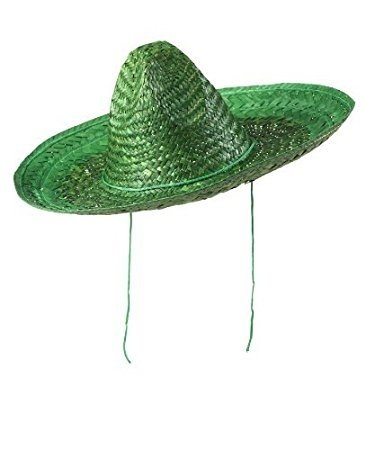 ner mexikanischer Sombrero für Erwachsene (Erwachsene Sombrero)