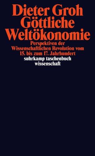 Göttliche Weltökonomie: Perspektiven der wissenschaftlichen Revolution vom 15. bis zum 17. Jahrhundert