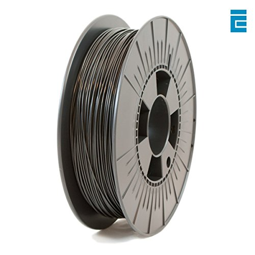 ICE Filaments ICEFIL1FLX139 TPC45 filament, 1.75mm, 0.5 kg, Brave Black