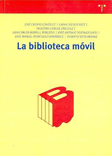 La biblioteca móvil por José Crespo González