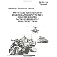 FM 71-123 Tactics and Techniques for Combined Arms Heavy Forces: Armored Brigade, Battalion/Task Force, and Company/Team