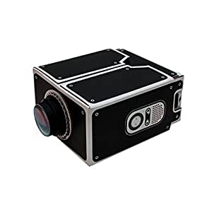 Magideal Smartphone Projector DIY Mobile Phone Portable Cinema for Smart Phone
