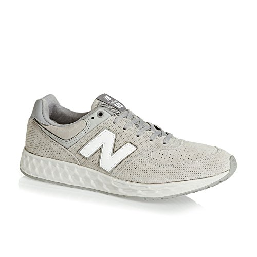 Baskets New Balance Man 574 Tds, Gris Beige
