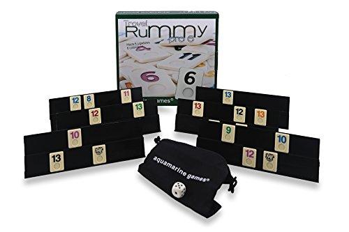 Aquamarine Games - Travel Rummy