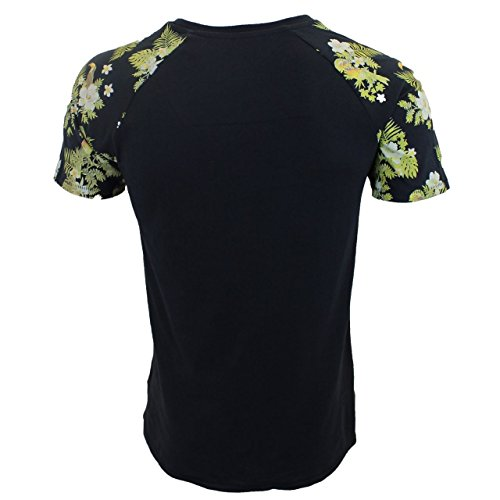 Threadbare Herren T-Shirt * Schwarz