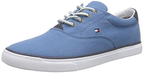 Hilfiger Herren W2285ilkes 2c Baixo Topo Blau (azul Céu 917)
