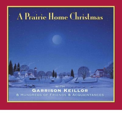 [(Aphc Xmas Original Radio Br 2D)] [Author: Garrison Keillor] published on (September, 1995)