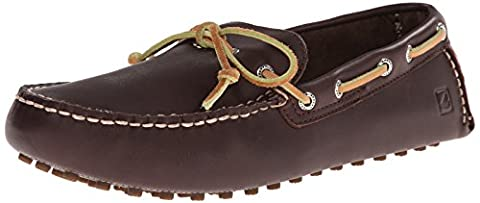 Sperry Top-Sider Homme Hamilton Driver 1 Eye Loafers, Marron, Marron, 40.5 EU