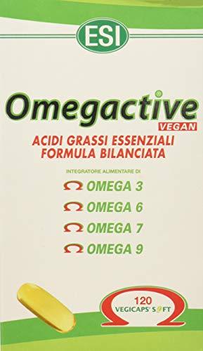 Oli ricchi di Omega 3-6-9