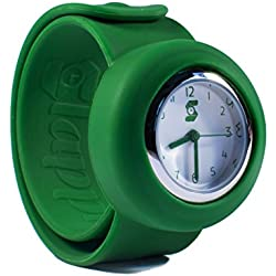 Original Slappie Green Apple Slap Watch (BBC Dragons Den Winner) Adults/Kids Size Small