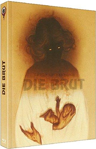 Die Brut - David Cronenberg - Unrated/Mediabook  (+ DVD) [Blu-ray] [Limited Collector's Edition] - Oberfläche Heben