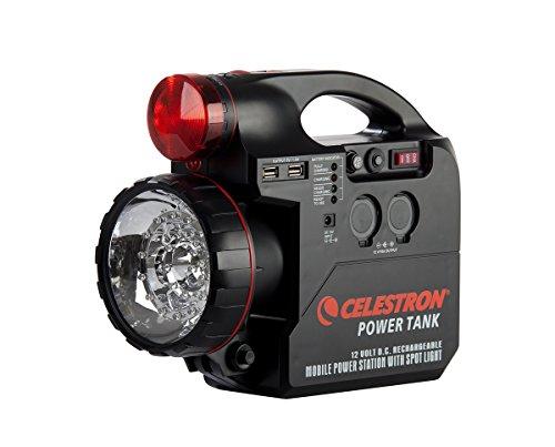 Celestron PowerTank - Fuente de alimentación para telescopio