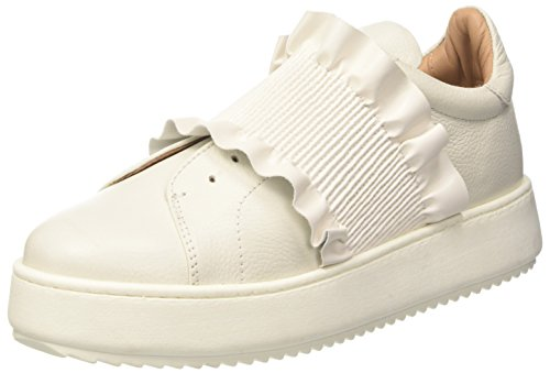 Twin-Set Cs7trw, Sneakers basses femme Grigio (Ice)