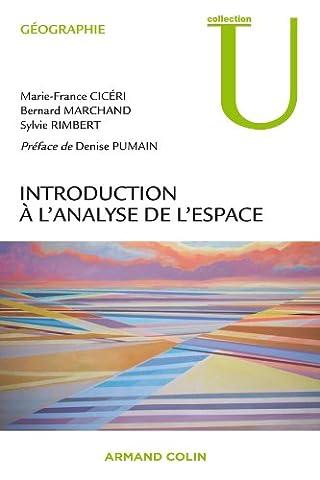 Introduction à l'analyse de l'espace