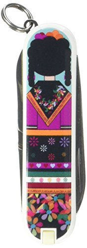 41%2BuulFBeLL - Victorinox Classic Mexican Limited Edition Swiss Army Knife - Multi-Coloured, N/A