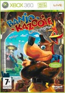Banjo-Kazooie Baches y Cachivaches