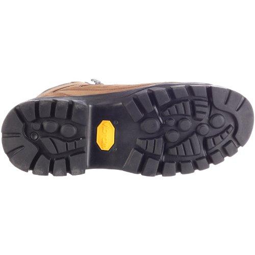 Brütting 221026, Chaussures de Randonnée Hautes Mixte Adulte Marron (Braun/Beige)