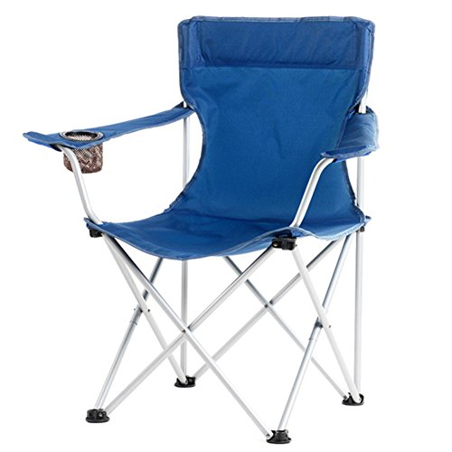 L&J Chaises De Pliage Extérieures Portable,Chaise De Camping Occasionnel pour Pique-Nique Barbecue Patio Plage Piscine Pêche Peinture Croquis Charge Chaise 130kg-A