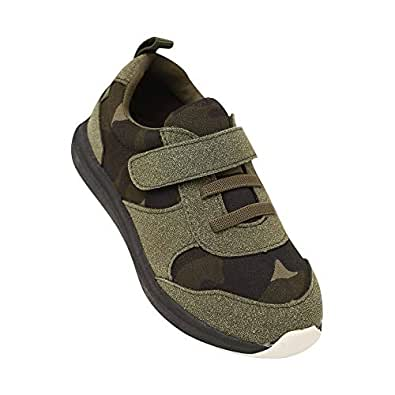 Life by Shoppers Stop Boys Velcro Closure Sports Shoes (Green_27)