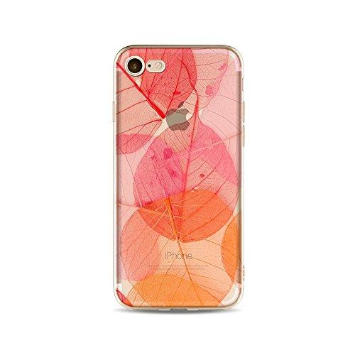 "iPhone 6S TPU Hülle,iPhone 6S Handytasche HandyHülle, BoomTeck Silikon Hülle Transparent Schutzhülle für 4.7"" Apple iPhone 6S/iPhone 6 Slim Weiche Unsichtbare Gel-Skizze Stoßfest Gummi Schützende Crys 16"
