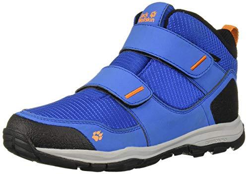 Jack Wolfskin Unisex-Kinder Mtn Attack 3 Texapore Mid Vc K Trekking- & Wanderstiefel, Blau (Blue/ Orange 1174) ,31 EU