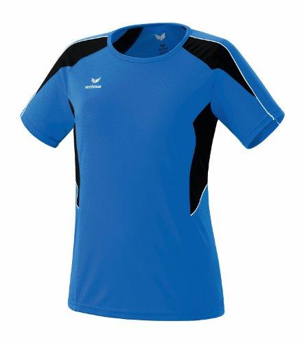 erima Damen T-Shirt Shooter, new royal/schwarz/weiß, 36, 108141
