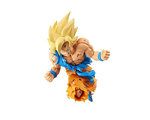 Banpresto jump 50th Anniversary figure Son Goku