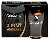 Guinness Tucano 2 Confezioni Bicchieri Da