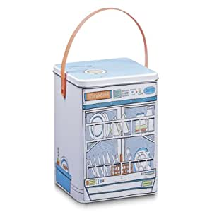 zeller 2057441 bo te de tablettes pour lave vaisselle multicolore cuisine maison. Black Bedroom Furniture Sets. Home Design Ideas