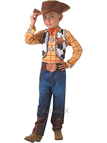 Imagen de woody classic  toy story  childrens disfraz  medium  116cm