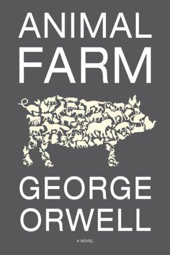 Buchseite und Rezensionen zu 'Animal Farm' von George Orwell