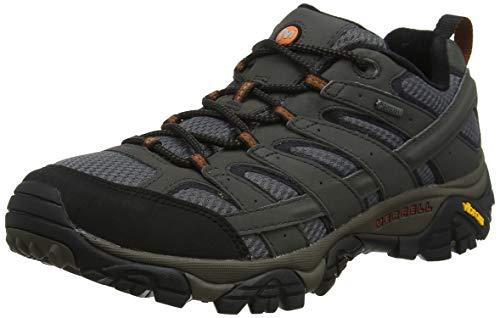 Merrell Moab 2 GTX, Zapatillas de Senderismo para Mujer, Gris Beluga, 39 EU