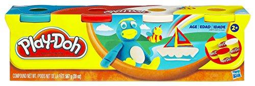 play-doh-220001480-pate-a-modeler-4-pots-couleurs