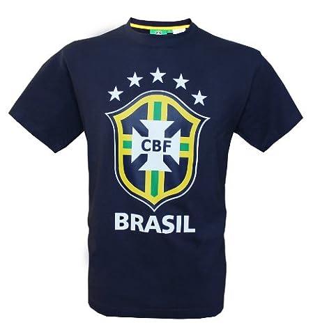 T-shirt Sele?ao Brasil - Collection officielle Equipe du BRESIL de football - S