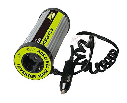 ProUser 16595 Spannungswandler für Dosenhalter 150 W mit USB