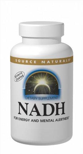 Source Naturals - NADH 5 mg - 90 Comprimés
