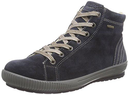 Legero Tanaro, Sneakers Hautes femme Bleu (denim 82)