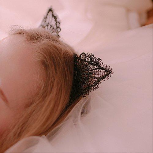 VANKER-Sexy-Cute-Hollow-Chat-oreilles-en-forme-de-Cheveux-Cerceau-de-Tte-de-Bandeau-en-Mtal