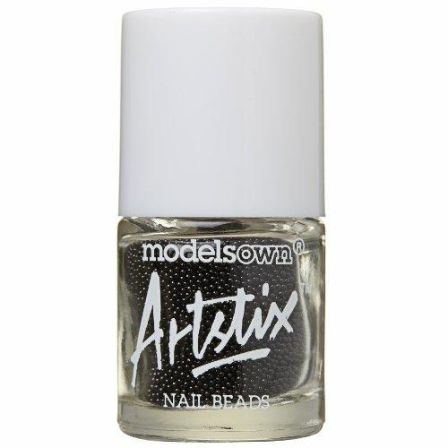 modèles propre Artstix à ongles Perles Noir