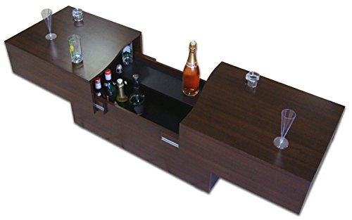 Tables basses fabrico - Table basse bar wenge ...